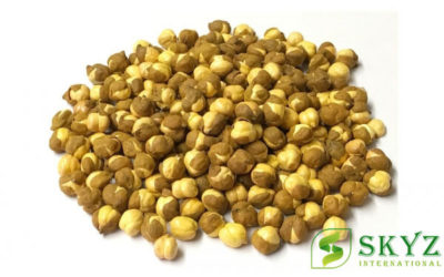 Roasted Gram Exporter in India - SKYZ INTERNATIONAL