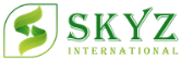 SKYZ INTERNATIONAL Logo