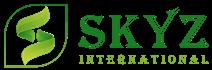 SKYZ INTERNATIONAL Logo